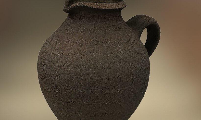3D skenování keramiky pro ARKit